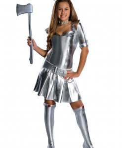 Teen Tin Woman Costume