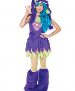 Teen Miss Gerty Growler Monster Costume