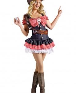 Sexy Shotgun Sheriff Costume