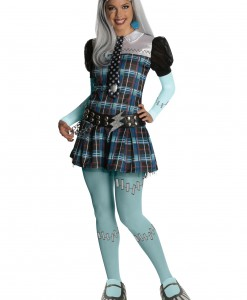 Adult Deluxe Frankie Stein Costume