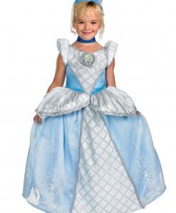 Kids Prestige Cinderella Costume