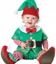Santa's Lil Elf Costume