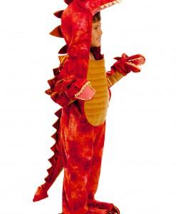Hydra Red Dragon Costume