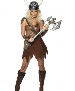 Women's Viking Warrior Costume
