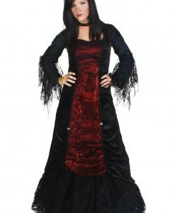 Women's Gothic Vampire Costume