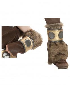 Viking Arm and Leg Warmers Set