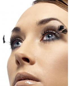 Feather Plume Eyelashes