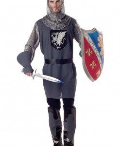 Adult Valiant Knight Costume