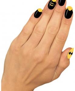 Batgirl Nail Strips