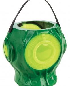 Light Up Green Lantern Treat Pail