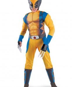 Kids Wolverine Origins Costume