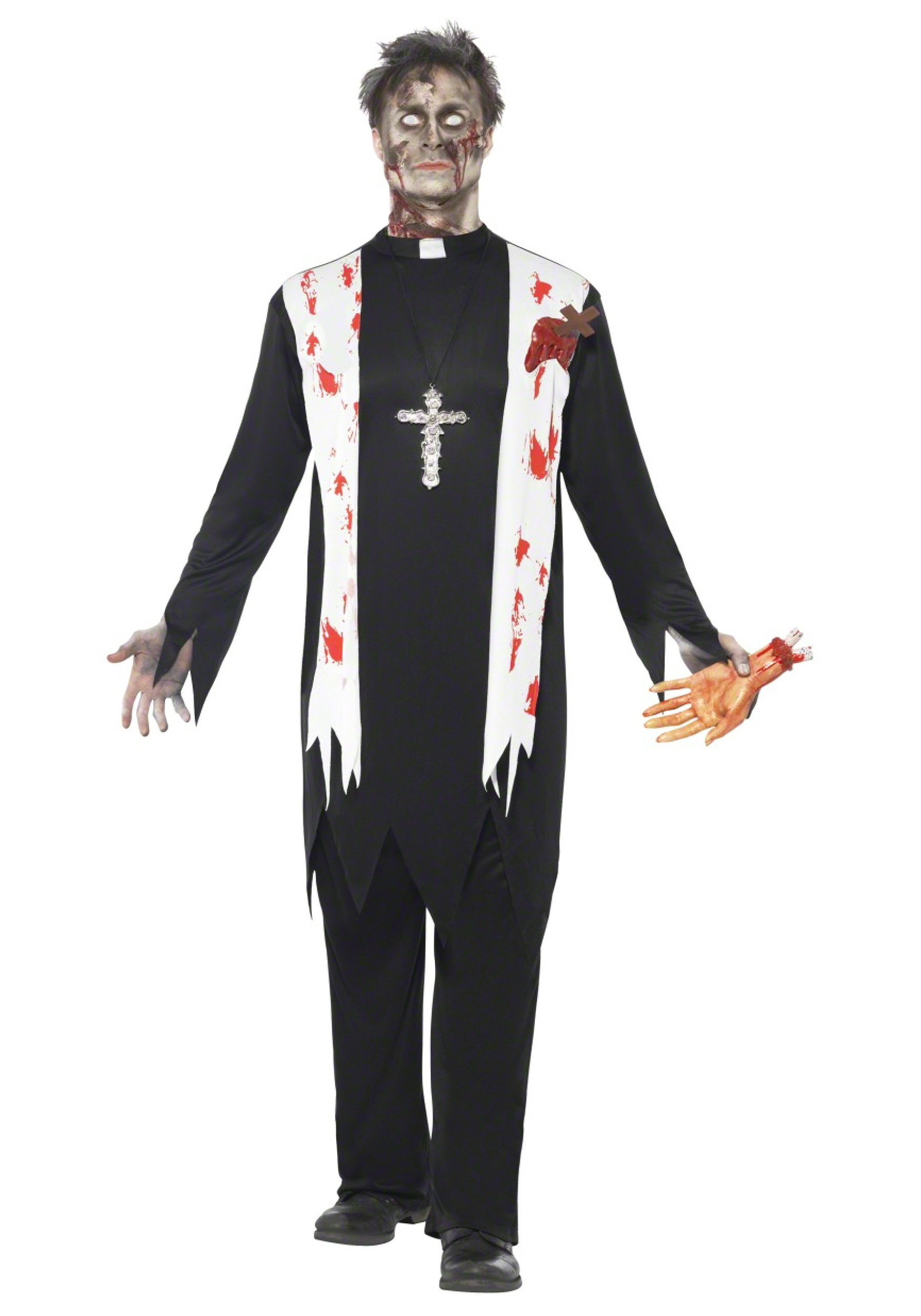 Adult Men Halloween Costume Clothes Zombie Pirate Dead Men Mummy Dress Outfits