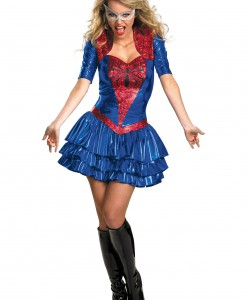 Deluxe Sassy Spidergirl Costume