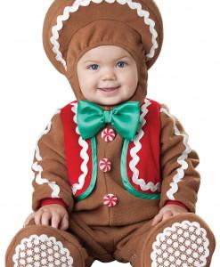 Sweet Gingerbaby Costume