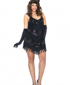 Plus Size Roaring 20s Honey Costume