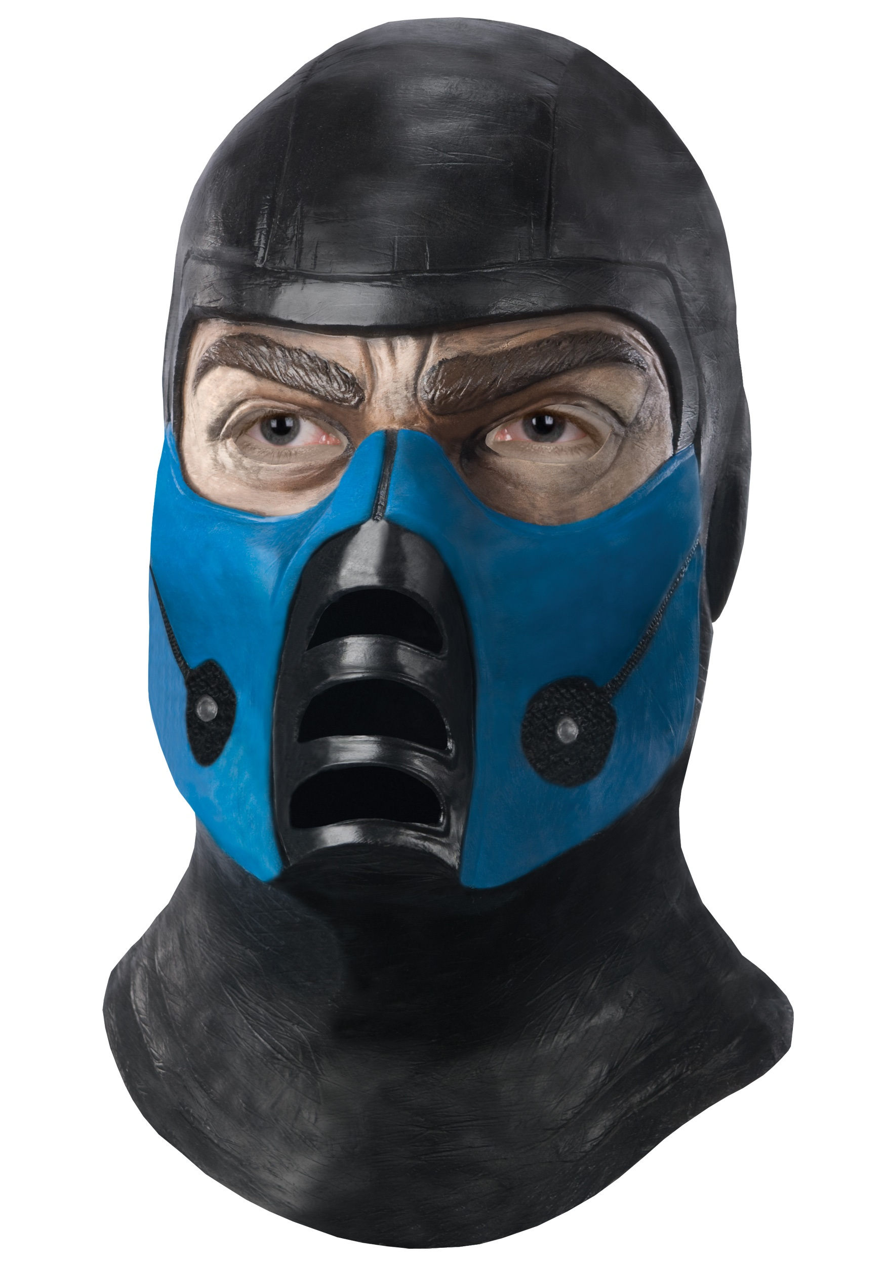 Deluxe Sub Zero Mask Halloween Costume Ideas 2019
