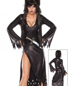 Plus Mistress of the Darque Costume