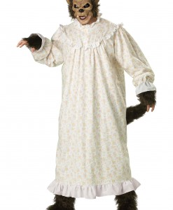 Plus Size Big Bad Wolf Costume