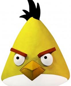 Angry Birds Yellow Bird Mask