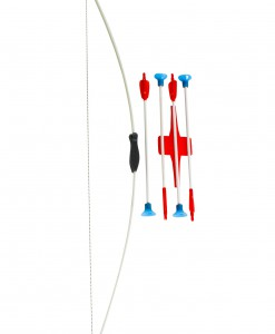 Long Bow and Arrow Set