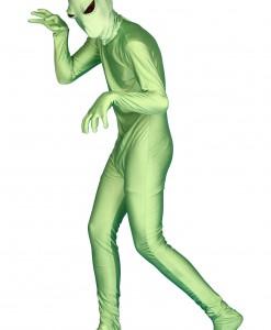 Green Alien Skin Suit