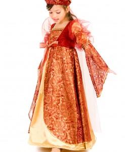 Princess Anne Costume