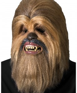 Authentic Supreme Edition Chewbacca Mask