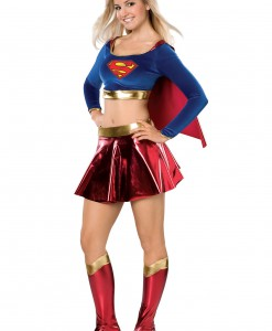 Teen Supergirl Costume