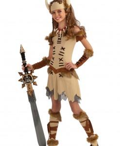Tween Viking Princess Costume