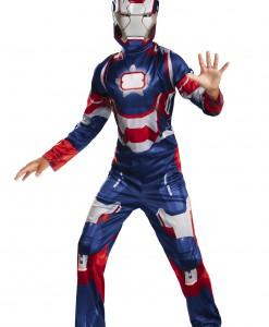 Child Classic Iron Patriot Costume