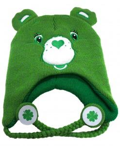 Green Carebears Laplander Hat