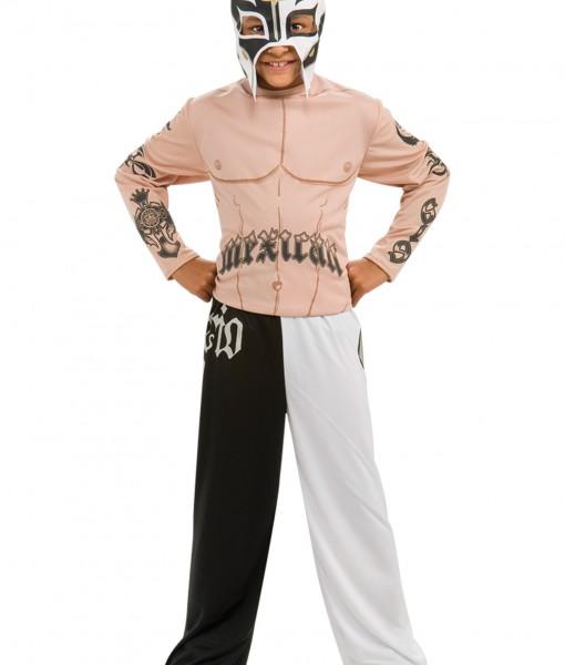 Child Rey Mysterio Jr. Costume