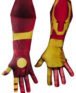 Adult Deluxe Iron Man Mark 42 Gloves