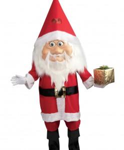 Santa Parade Mascot Costume