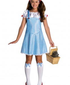 Dorothy Tween Costume