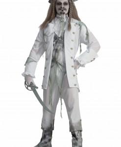 Men's Ghost Captain Pirate Costume
