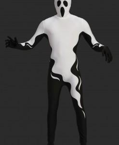Mens Floating Ghost Skin Suit