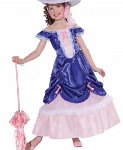 Child Blossom Southern Belle Costume