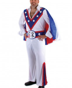 Deluxe Evel Knievel Costume