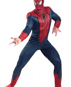 Plus Size Spiderman Movie Costume