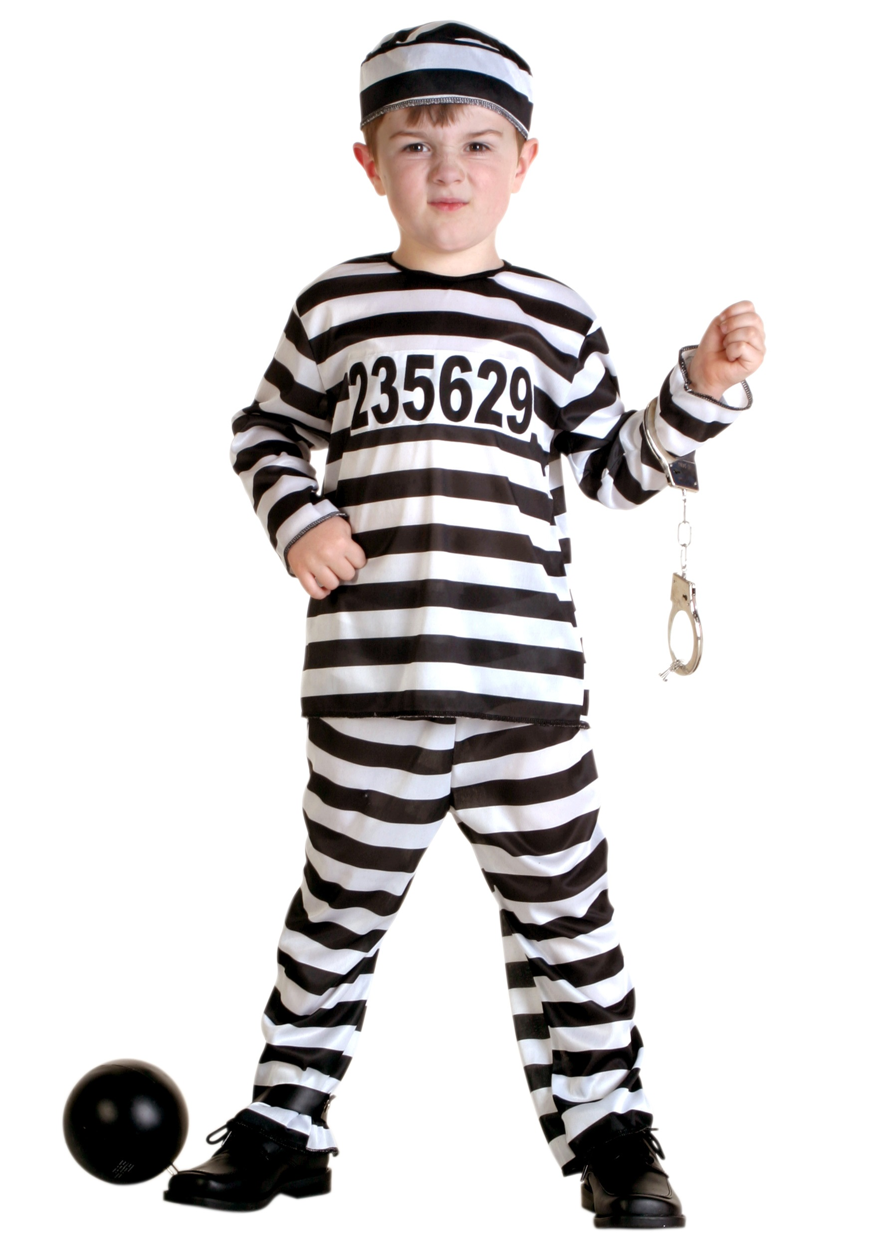 Toddler Prisoner Costume - Halloween Costume Ideas 2019