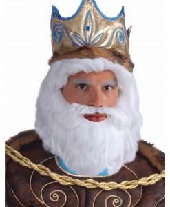 King Neptune Wig