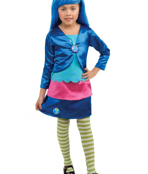 Child Blueberry Muffin Costume