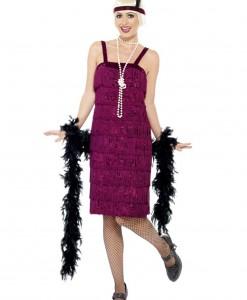 Womens Jazz Flapper Costume