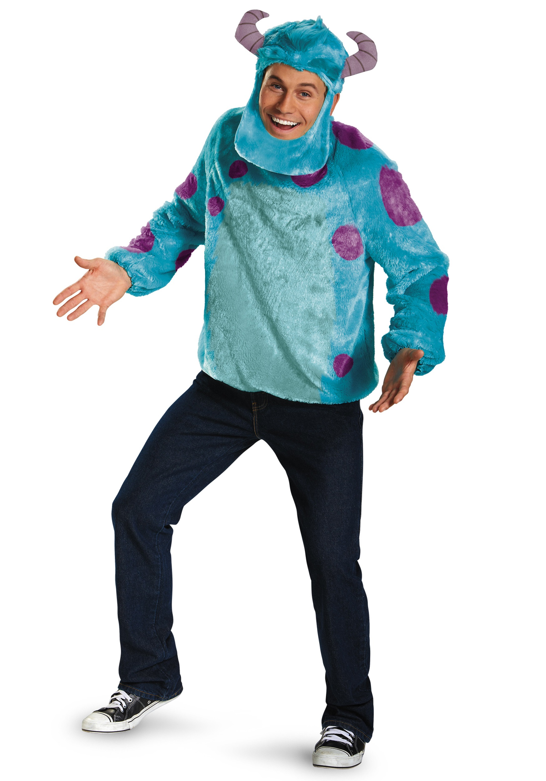 Deluxe Adult Sulley Costume Halloween Costume Ideas 2019