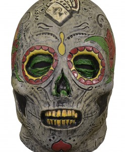 Day of the Dead Zombie Mask