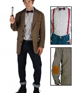 Plus Size Doctor Professor Costume