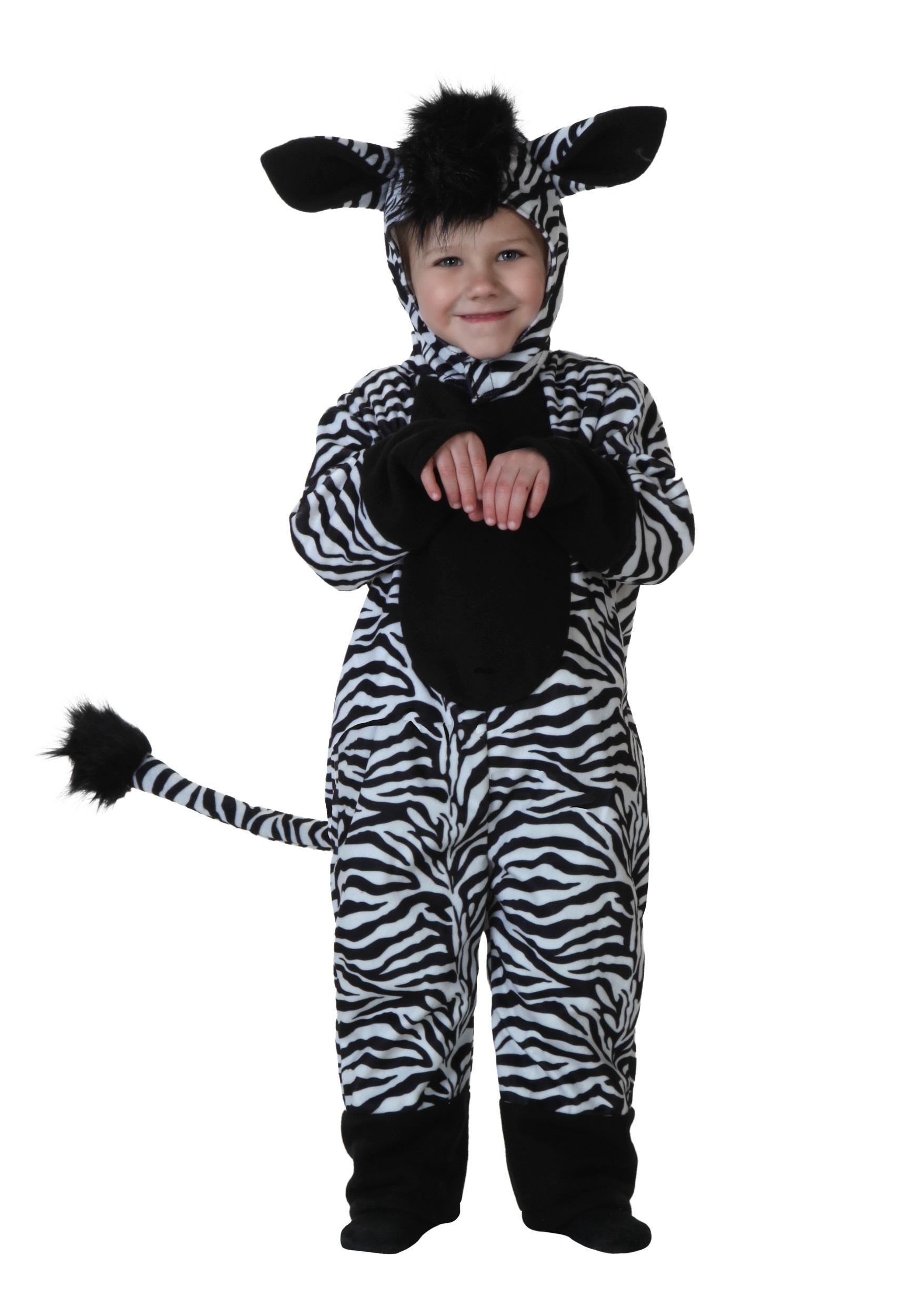 Child Zebra Costume