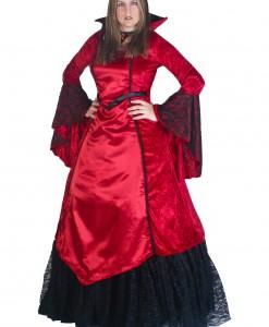 Plus Size Devil Temptress Costume