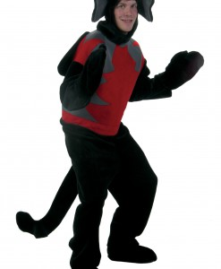 Adult Deluxe Winged Monkey Costume